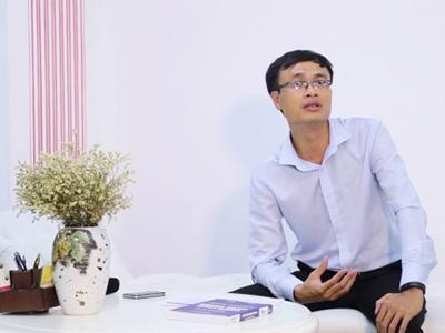 Anh Đạt - Chủ căn hộ Royal City Hà Nội