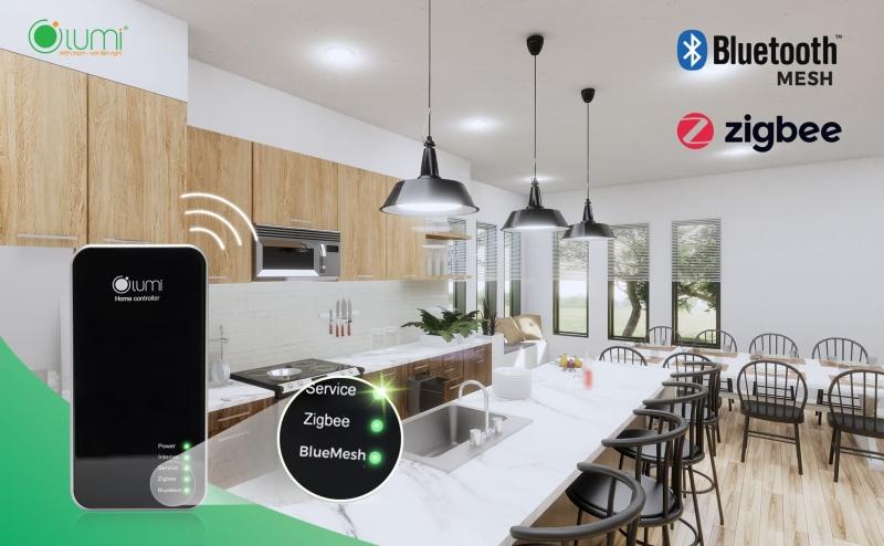 Bluetooth Mesh - CÔNG NGHỆ TỐI ƯU CHO SMART LIGHTING VÀ NHỮNG TIỆN ÍCH THIẾT THỰC CHO NGƯỜI DÙNG
