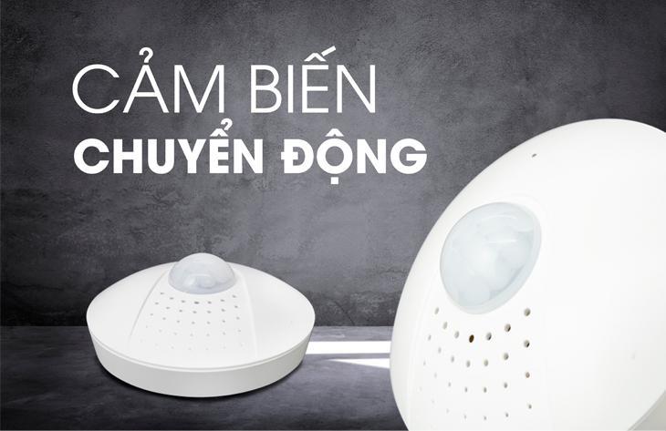 Hướng dẫn cảm biến bật/tắt đèn tự động khi có người