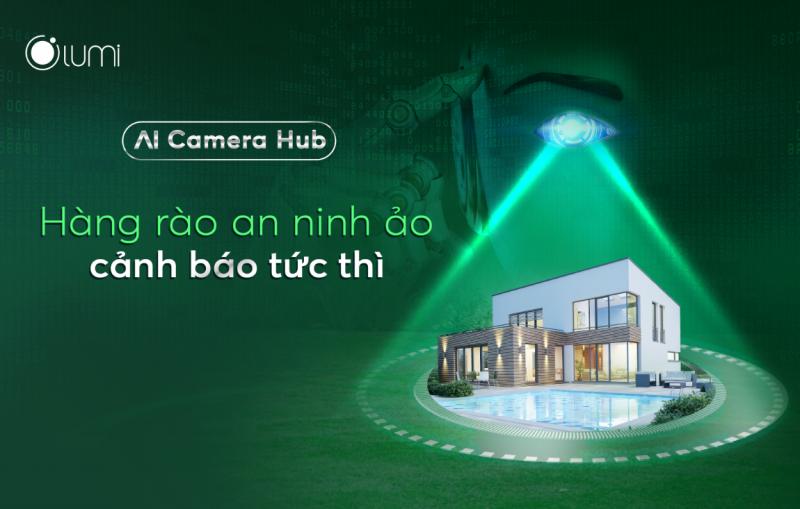 Lumi chính thức ra mắt AI Camera Hub đầu tiên tại Việt Nam