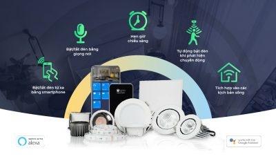 3 tính năng ghi điểm của giải pháp thông minh Lumi Smart Lighting 2020