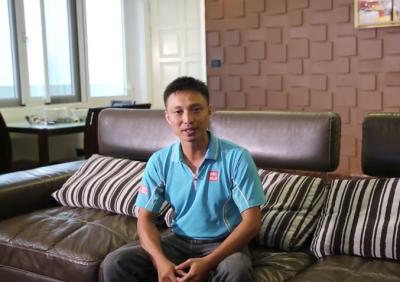 Anh Cường - Chủ căn hộ tại Cipucha Hà Nội